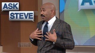 Ask Steve: She makes sex noises in her sleep? || STEVE HARVEY