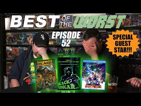 Best of the Worst: Bigfoot vs D.B. Cooper, Black Cougar, and Raw Force