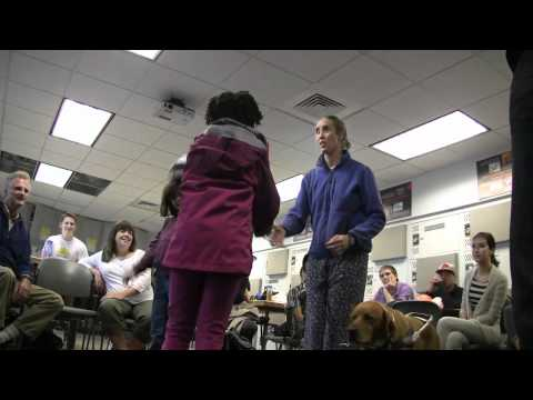CU Students Create Games For Blind Students