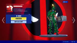 Fortnite Item Shop Deadpool Dragacorn, Meaty Mallets, Scootin' and Chimichanga - 3rd March