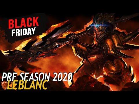 LEBLANC JUNGLA Pre temporada 2020 | Vuelve el ReveBlack Friday, mejor aún!!
