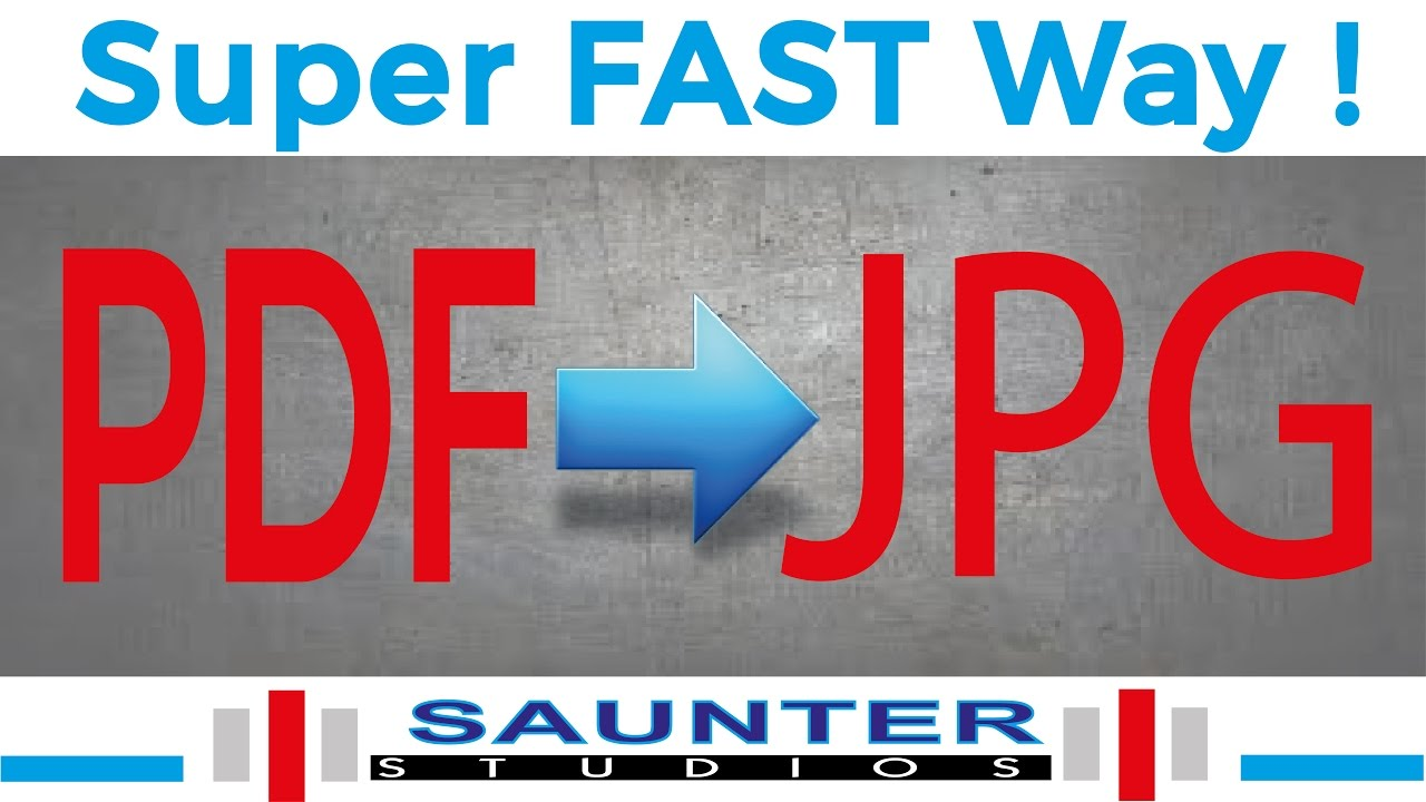 convert pdf to jpg without software