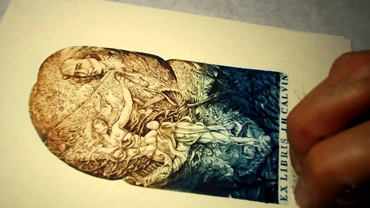 Printmaking art - YouTube
