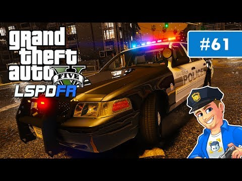 GTA 5 Miami Beach Police Enforcing Curfew During Hurricane Irma | GTA 5 LSPDFR Police Mods | Day 61