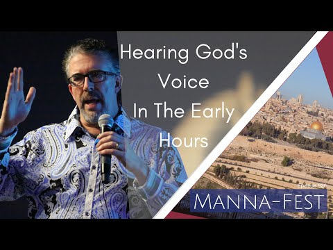 Hearing God's Voice in the Early Hours | Episode 826