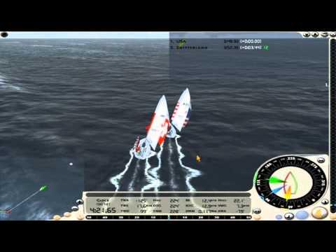Virtual Skipper 5. Melges Cup, Season 1, Finals Round 1