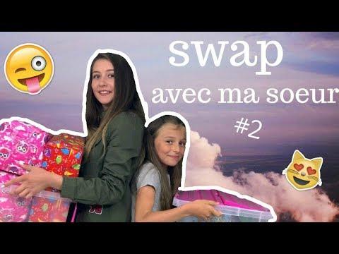 SWAP AVEC MA SOEUR
