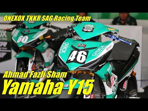 Yamaha Y 15 Asia road racing championship AHMAD FAZLI SHAM