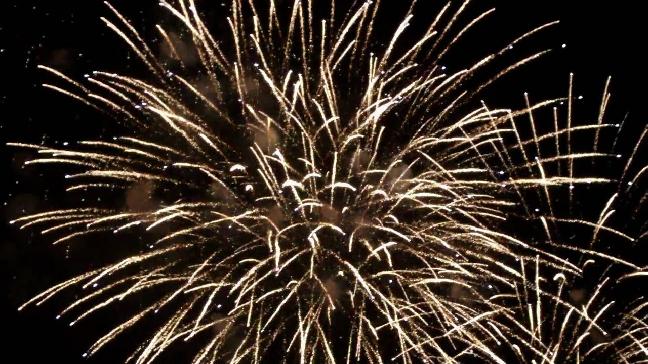 Fireworks Memorial Day 2010 at Busch Garden - YouTube