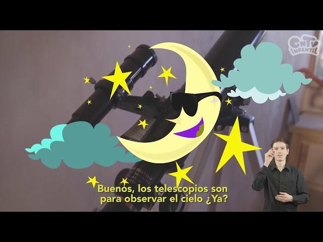 Arqueo astrónoma: Y tú, ¿En qué trabajas? | Videos en lengua de señas chilena para niños