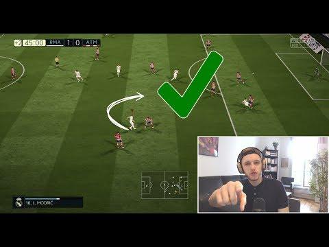 FIFA 18  - LE GESTE QUE TOUS LES PROS MAÎTRISENT !