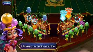 Pop! Slots MGM GRAND - Android Gameplay