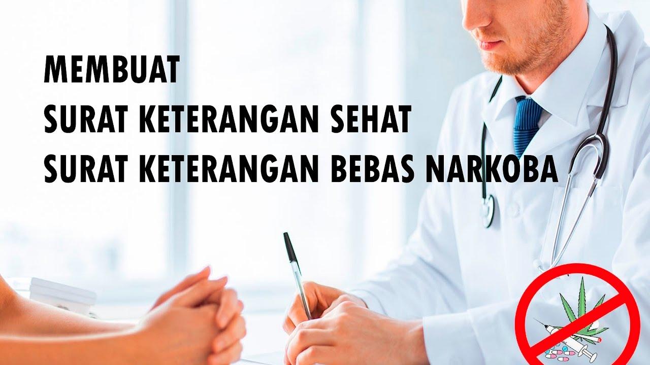 Tutorial Cara Membuat Surat Keterangan Bebas Narkoba Dan Keterangan Sehat Di Rsud Yogyakarta