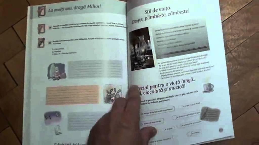 manual de limb rom n ca limb str in a1 a2 de ioana sonea rh youtube com manual de limba romana clasa 5 editura art manual de limba romana clasa 5