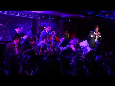 Chandelier  Daniel Breaker with Charlie Rosen's Broadway Big Band