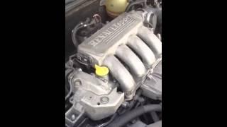 claquement moteur clio rs
