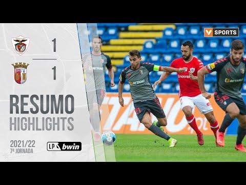 Santa Clara Braga Goals And Highlights