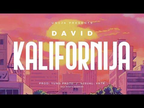 DaVid - Kalifornija