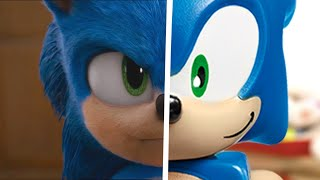 Sonic The Hedgehog Movie Choose Your Favorite Desgin For Both Characters (Lego Sonic & Sonic)
