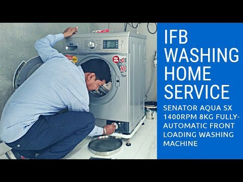 IFB washing machine customer home service center - service, System and warranty, IFB Senator Aqua SX