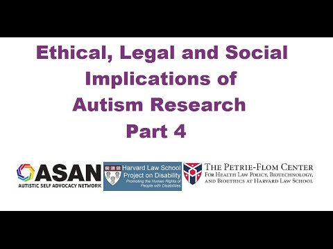 ASAN Ethical, Legal and Social Implications Symposium: Discussion