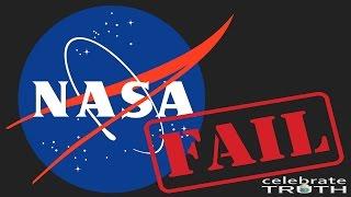 🔘 NASA BUSTED! - SPACE FAIL