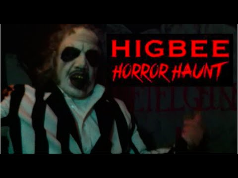 Didn't Get Enough Of Halloween? The Higbee Horror Haunt Is Open Today, Nov  1st!!!
