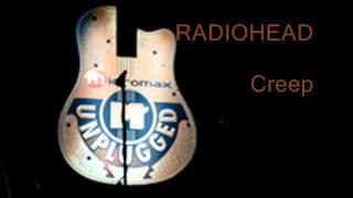 Radiohead - Creep (MTV Unplugged Live & Acoustic)