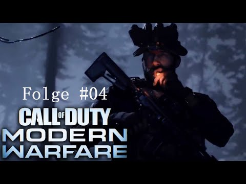 Call Of Duty Modern Warfare - Wir Haben Wolf #04 [German/Deutsch]