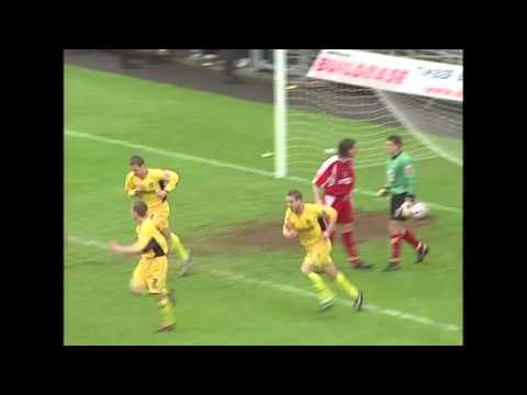 10 YEARS ON... Oxford United 2-3 Leyton Orient