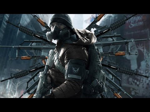 These Are the Division's Highest Level Weapons - IGN Plays