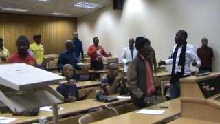 SASCO TSHWANE REGIONAL POLITICAL SCHOOL:TUT RANT.