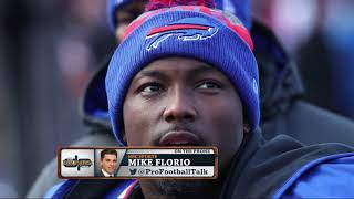 PFT's Mike Florio on LeSean McCoy Domestic Violence Allegations | The Dan Patrick Show | 7/11/18