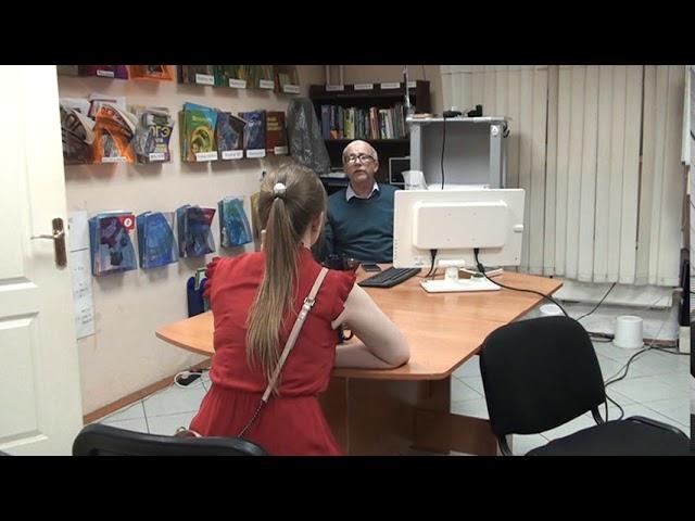 Школа английского языка в Пушкино – интервью для газеты «Маяк»
