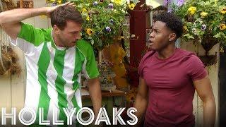 Hollyoaks: Damon Vs Zack