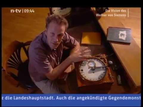 Die Vision des Werner von Siemens