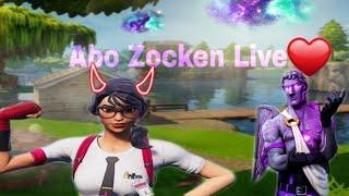 Stream,Skin give away function again! Abo Zocken[fortnite live/hd]