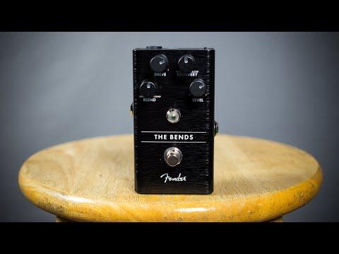Fender The Bends Compressor (Ambient Guitar Gear Demo)