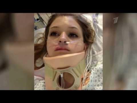 В США девушка чудом выжила после падения с километровой высоты (29.01.14)