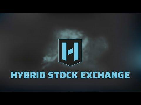Hybrid Stock Exchange - Trailer
