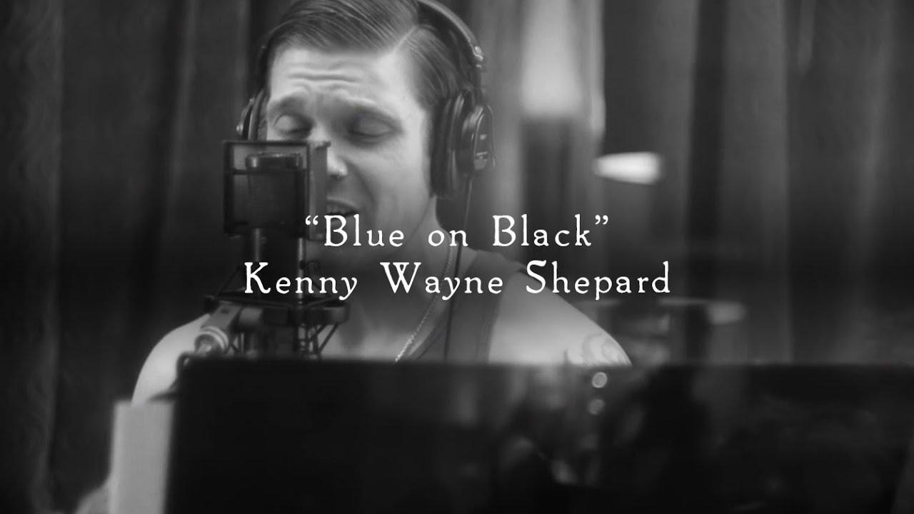 smith myers blue on black kenny wayne shepard acoustic youtube