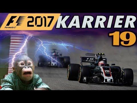 Bajnoki DRÁMA! **** KARRIER #19 Brazil Nagydíj // F1 2017