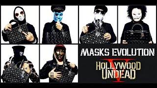 Hollywood Undead - Masks Evolution and Unmasked (2005 - 2017)
