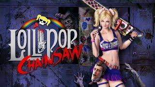 Lollipop Chainsaw - Game Movie