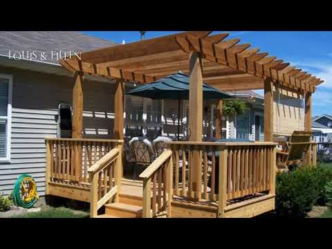 Pergola-The Most Beautiful Addition To Your Home | DIY Backyard Pergola Ideas | How to Build Pergola