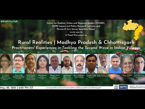 Rural Realities   Madhya Pradesh Chhattisgarh Practitioners' Experiences in Tackling the Second Wave