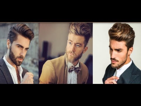 Mens New Formal Hair Style Latest Format Hair Style 2018