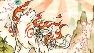 Okami HD Gameplay No Commentary
