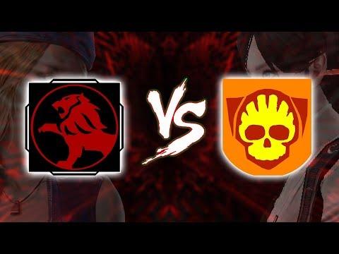 Crossfire PH 2017: AlphaHELIXs vs. BenJunior