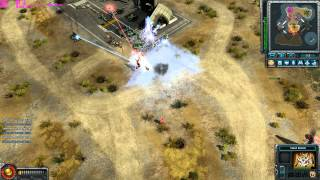 Red Alert 3  Brutal Uprising Allies skirmish